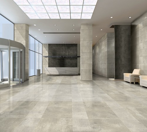 porcelain, industrial, cement-look, contemporary, residential