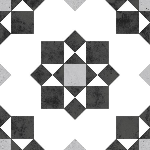 Heritage Tradition 8x8 pattern tile