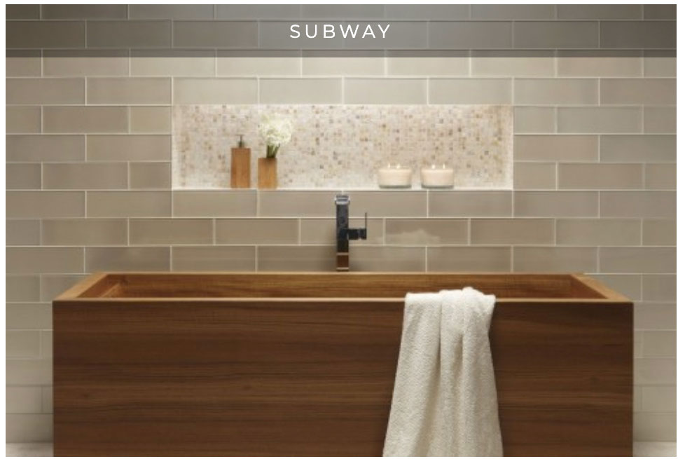 Subwat Tile designs and trends